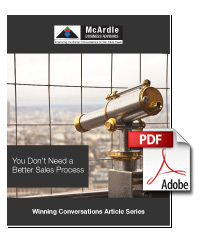 You Don't Need a Better Sales Process