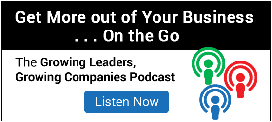 Growing Leaders, Growing Companies Podcast
