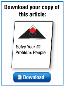 Solve Your #1 Problem: People