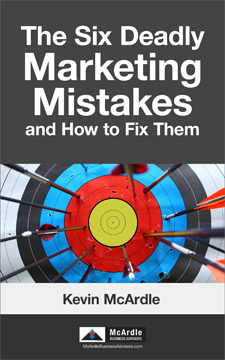 The Six Deadly Marketing Mistakes